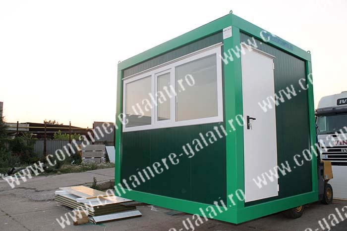 container paza